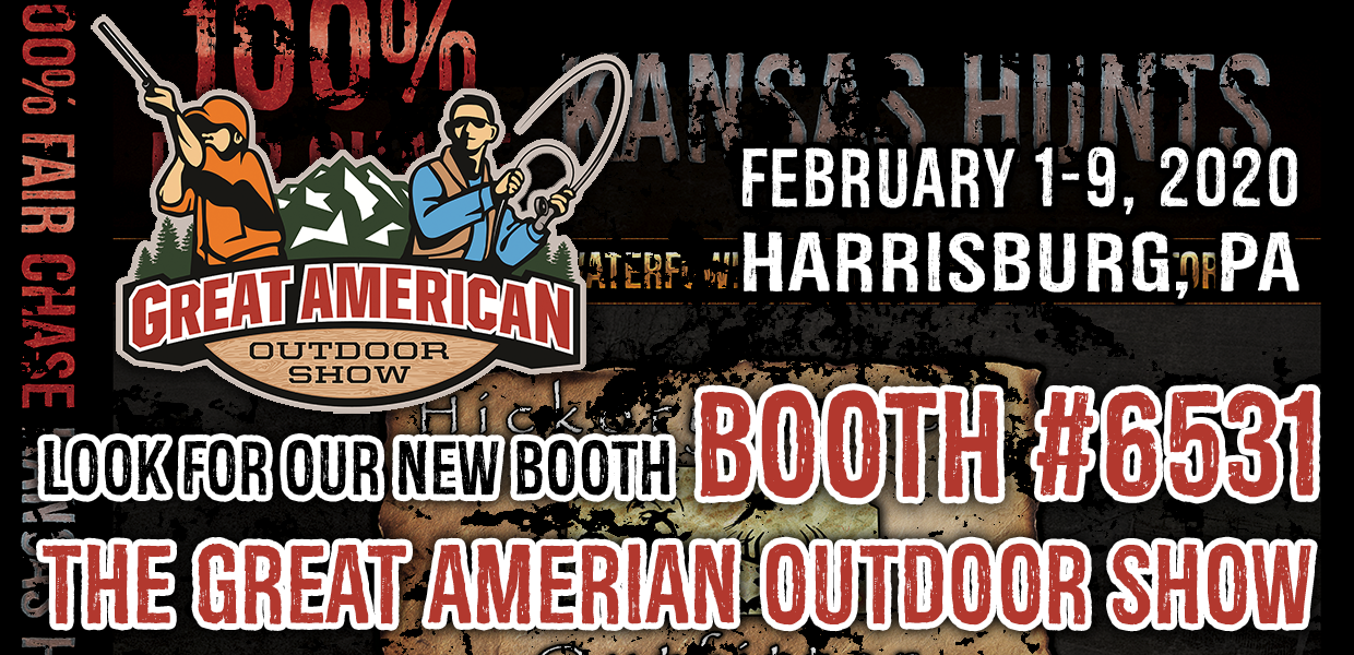Outdoor Show Harrisburg Pa 2020.Welcome Hickory Creek Outfitter